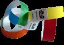 Tyvek-/Papierbänder ohne Bedruckung